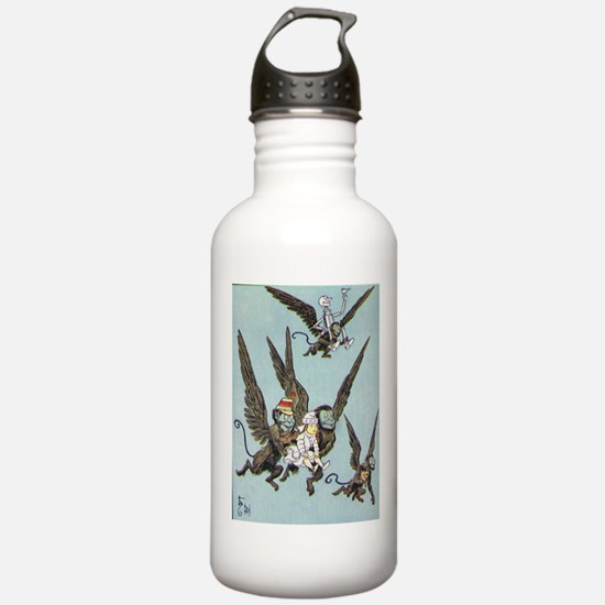 Flying Color Water Bottle