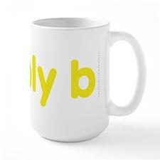 simply b Large Mug