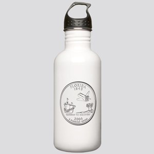 Florida Stainless Water Bottle 1.0L