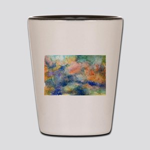 Abstract Shot Glass