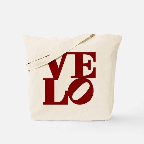 Velo Love Tote Bag