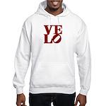 Velo Love Hooded Sweatshirt