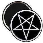 Pentagram Magnet