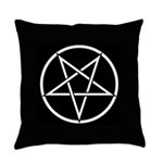 Pentagram Everyday Pillow