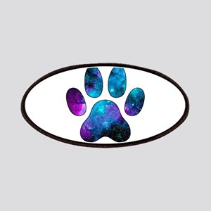 Galactic Paw Print Patch