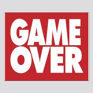 Game Over Small Poster
