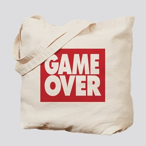 Game Over Tote Bag