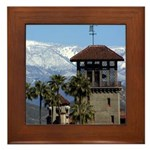 Framed Tile - Mission Inn