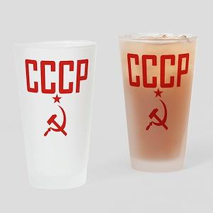 CCCP Drinking Glass