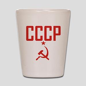 CCCP Shot Glass