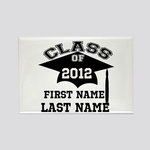 Customizable Senior Rectangle Magnet
