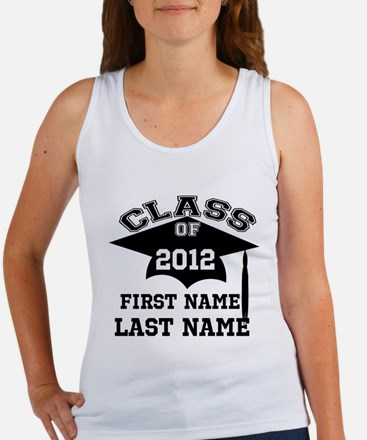 Customizable Senior Women's Tank Top