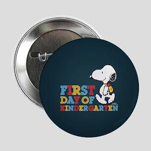 "Peanuts: First Grade Rocks 2.25"" Button (10 pack)"