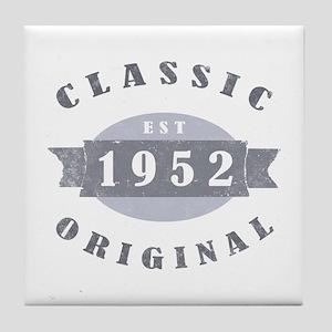 1952 Classic Original Tile Coaster