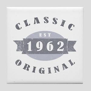 1962 Classic Original Tile Coaster