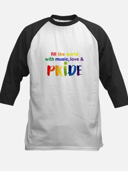 Pride Baseball Jersey