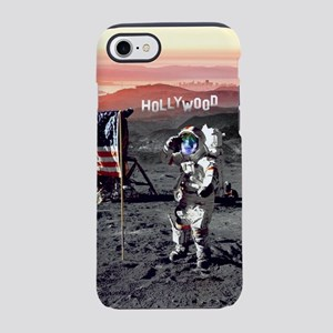 Hollywood Moon Man iPhone 7 Tough Case
