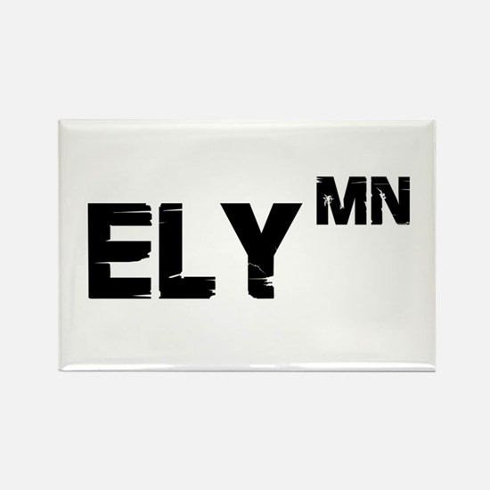 Cute Boundary waters Rectangle Magnet