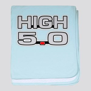 HIGH 5.0 baby blanket