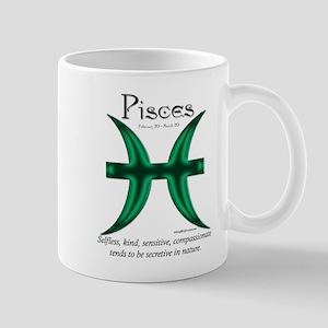 Pisces 1 Mug