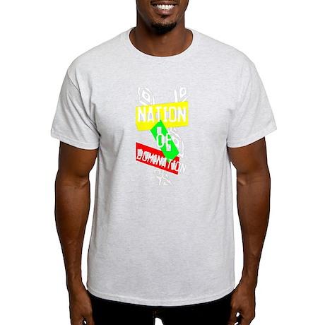Nation of Domination Light T-Shirt
