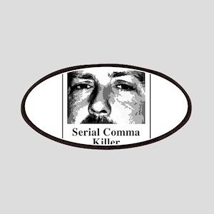 Serial Comma Commandos Patches