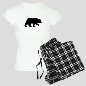 Black Bear Women's Light Pajamas