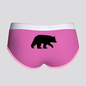 Black Bear Women's Boy Brief