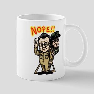 Kim Jong il...NOPE! Mug