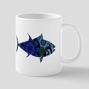 AMAZINGLY BLUE Mugs