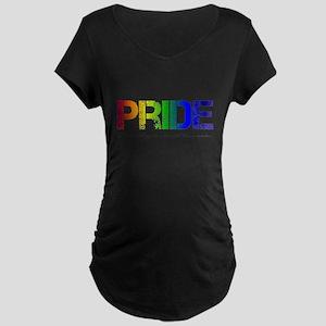 Pride Rainbow Maternity T-Shirt