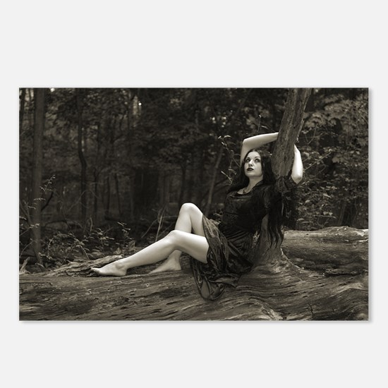 """""""Titania Reflects"""" Postcards (Package of 8)"""