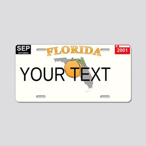 Florida Customizable Plate