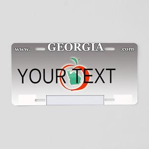 Georgia Customizable Plate