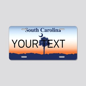 South Carolina Customizable Plate