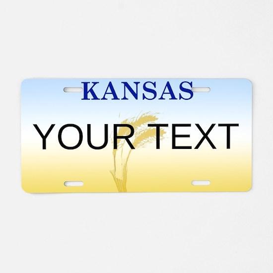 Kansas Customizable Plate