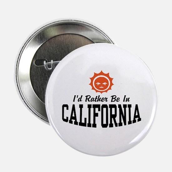 """California 2.25"""" Button"""