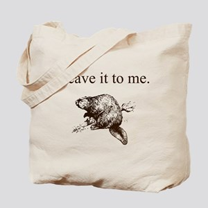 Leave it to beaver - Tote Bag