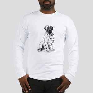 Mastiff Nobility Long Sleeve T-Shirt
