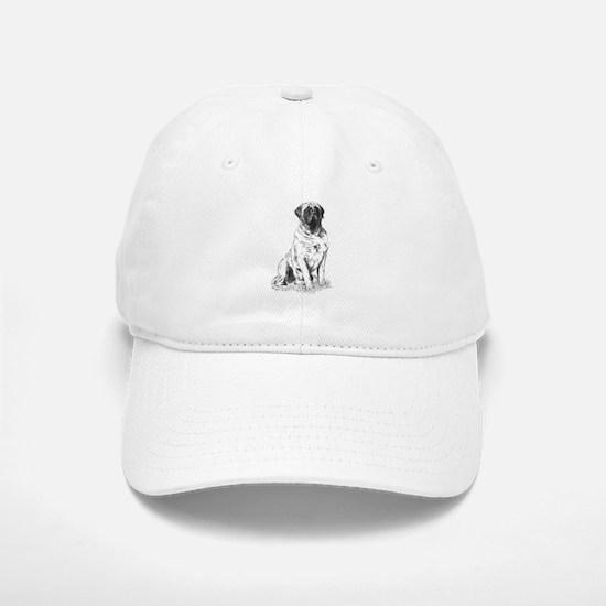 Mastiff Nobility Baseball Baseball Cap