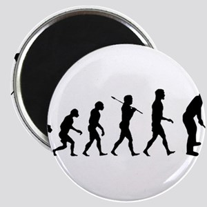 Golf Evolution Magnet