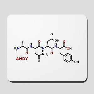Andy molecularshirts.com Mousepad
