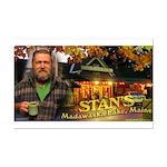 Stan's Mini Poster Print