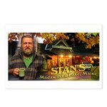 Stan's Postcards (Package of 8)