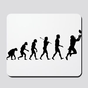 Evolution of Football Mousepad