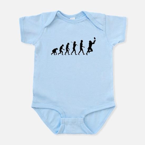 Evolution of Football Infant Bodysuit
