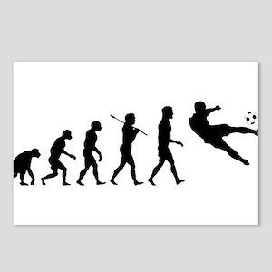 Viva La Evolucion De Futbol Postcards (Package of
