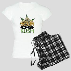 Sour OG Kush Women's Light Pajamas
