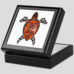 AT SUNSET Keepsake Box