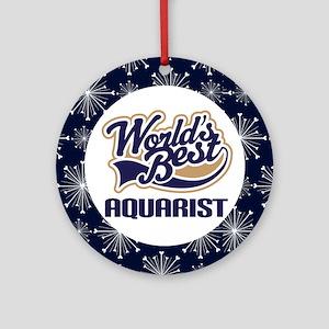 World's Best Aquarist Ornament